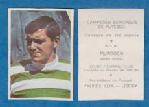 Glasgow Celtic Bobby Murdoch Scotland